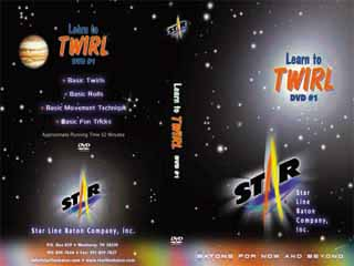 Starline Learn To Twirl DVD