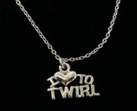 Starline Love To Twirl Necklace